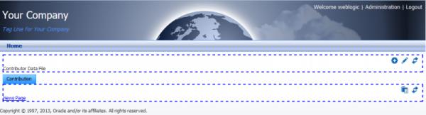 Contribution Mode Button