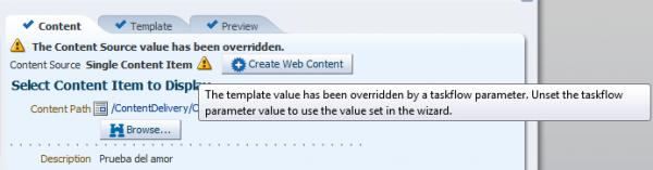 Configuration Dialog vs Configuration Properties